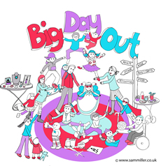 Big Day Out Branding