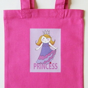 Pink Princess Bag