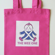 Pink Bag – THE WEE ONE