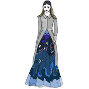Day 041 – Mary Katrantzou at London Fashion Week