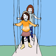 Day 144 and 145 – Swing Friends